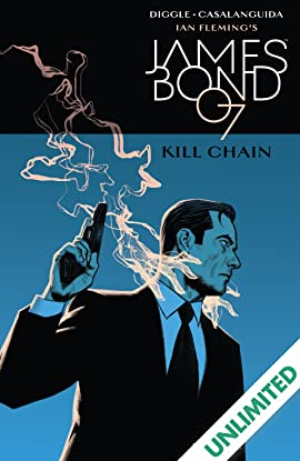 James Bond: Kill Chain (2017) #1 (of 6)